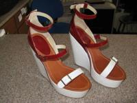 288 - Charm City Sole - Parlay - Size 8.5 - Used at