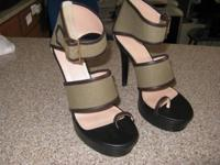 287 - Charm City Sole - Loni - Size 8.5 - Used at