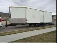 Charmac Snow Sport 24' trailer. All bearings repacked