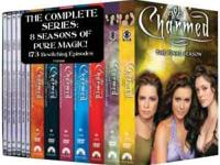 Hello hello, I have got the ENTIRE Charmed Series in