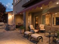 The charming enclave of Firenze in gated Grayhawk is