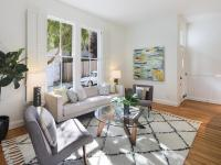This charming Victorian is located in the heart of the