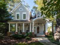 Charming large townhome in excellent Buckhead location