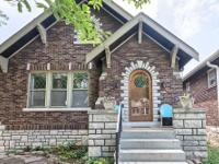 Charming Tower Grove South Bungalow! Location: Tower