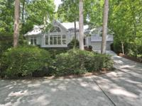 Charming home with lots of privacy and lush landscaping