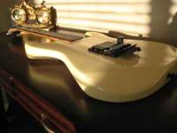 Nice Charvel Model 2 Guitar with single humbucker,