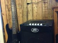 For Sale. Charvel cx490 bass guitar. In fantastic