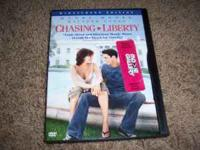 Chasing Liberty DVD-works fine  no texts please
