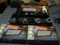 I bought DJ Lighting (Chauvet Color Palette (2 of them)