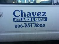 CHAVEZ APPLIANCE buy sell trade repair we do it all