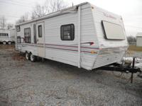 For sale is a Cheap 1998 Jayco Eagle, sleep 6, and