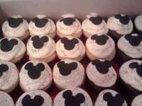 I make cheap cupcakes and cakes turkey elmo sponge bob