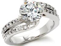 """Type: JewelryObject/Variety: Rings""""Encore DT"""" brings"""