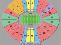 Event Type:SportsEvent:Football I have 6 tickets to the