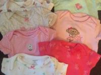 I have a varitey of baby clothes for sale. I have girl