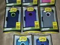 ORIGINAL OTTERBOXES  IPHONE 5S OTTER BOX DOES NOT COVER