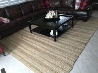 NEW Natural Pottery Barn Rug for sale!!! This rug is a