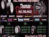 Bcdistributions has all the Brand New tires you need at