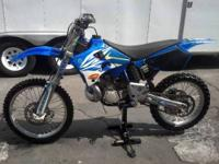 2001 Yz250 STARTS RIGHT UP Green Sticker through 2014,