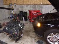 We are a full solution accredited auto repair work