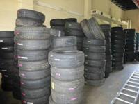 I HAVE CHEAPEST USED TIRE WHICH WILL PASS INSPECTION. I