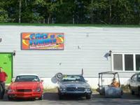 We are a full service repair garage located in Auburn,