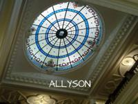 Get ALLYSON - the new jazzy, easy-listening song by