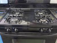 Whirlpool utilized black gas self cleaning assortment