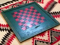 Checker, Chinese Checker Board 18. 2 Square Waterbird