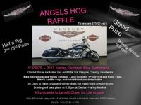 PLEASE SEE INFO ON THE FLYER - THIS IS FOR A CHARITY
