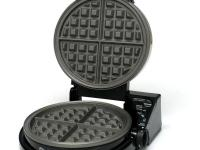 Delicious, customized Belgian-style waffles are yours