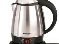 Ideal for brewing special, temperature-sensitive teas
