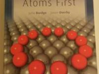 Chemistry: Atoms First - 1st edition Author: Julia