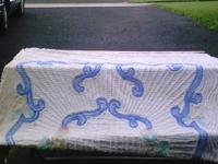 CHENILLE BED SPREADS. (3) SPREADS. CAN BE USED AS