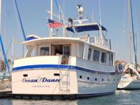 Spacious Motor Yacht with numerous possibilities, for