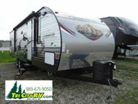 2014 Cherokee 284BF Travel Trailer  * 6,800 LBS * 1