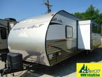 2014 Cherokee Grey Wolf 29FT Bunk House Travel Trailer