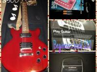 Required to sell this, cherry red Ibanez electrical
