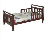 It's a beautiful bed that will help your little one to