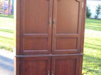 this armoire a fabulous way to hide away all those