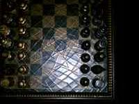 This is a great chess board which also happens to come