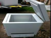 Chest freezer with the right temperatura for your