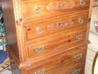 Chest of Drawers for sale $100. Call or text . Thanks!