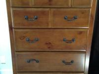 Nearly best, large chest of drawers. 5 big drawers. All