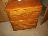Type: Furniture Type: 2 Chest of Drawers Large one in