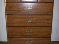 5 drawers