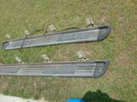 2000 UP RUNNING BOARDS FOR 2000 UP CHEV/GMC 4,DR P/U