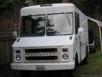 "CHEV STEPSIDE VAN WITH LIFE GATE, FORM 0""TO36"" FULL"