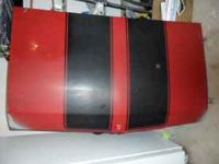 Original 1970 Chevelle SS trunk lid - call Kathy  or