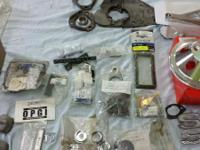 HAVE SOME NEW AND USED PARTS FOR CHEVELLE CAMARO AND
